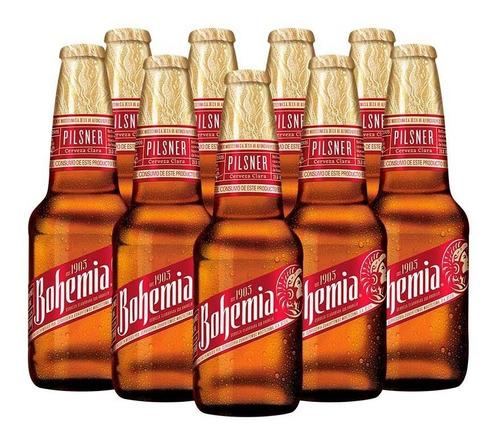 Cerveza Premium Bohemia Pilsner