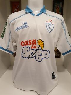 Camisa Futebol Ji Parana Rondonia