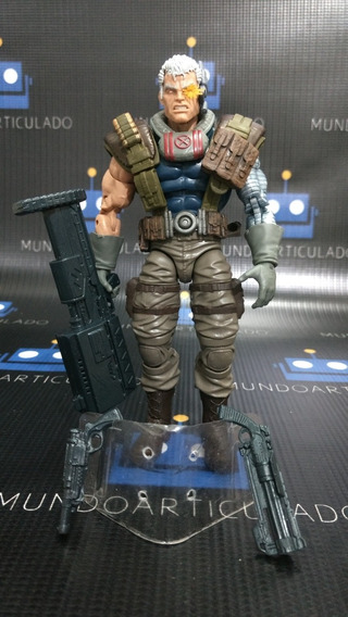 Cable Sasquatch Marvel Legends