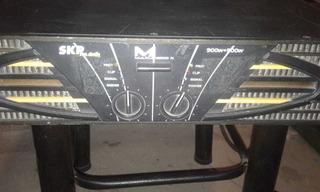Amplificador De Potencia Skp 1800