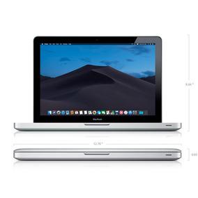 Macbook Pro 13 I5 2.5ghz 8gb 256gb Ssd Md101 Recertificado