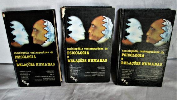Enciclopédia Contemporânea De Psicologia E Relações Humanas