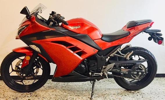 Kawasaki Ex300