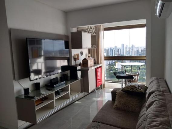 Apartamento Em Torre, Recife/pe De 52m² 2 Quartos À Venda Por R$ 400.000,00 - Ap375087