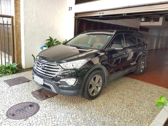 Hyundai Grand Santa Fé 3.3 7 Lugares 4wd Aut. 2014