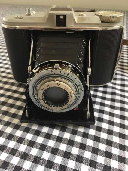 Maquina Fotográfica Agfa - Isolette Originalo