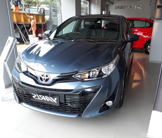 Toyota Yaris 1.5 Xls Pack Cvt 5p 2020