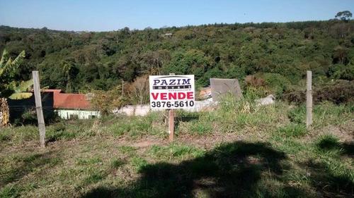 Terreno À Venda, 1000 M² - Residencial Recanto Dos Canjaranas - Vinhedo/sp - Te1528