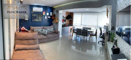 Apartamento À Venda, 84 M² Por R$ 620.000,00 - Independência - São Bernardo Do Campo/sp - Ap0134
