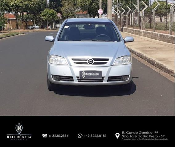 Astra Sedan 2.0 Mpfi Advantage Sedan 8v Flex 4p Automático