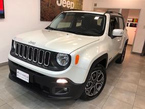 Jeep Renegade Longitude Anticipo Cuotas Fijas Tasa 0%