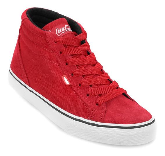 Zapatillas Coca Cola Darma Urbanas Moda Liquidación