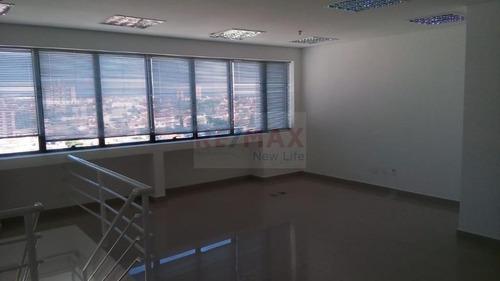 Imagem 1 de 17 de Sala À Venda, 85 M² Por R$ 550.000,00 - Centro - Mogi Das Cruzes/sp - Sa0049