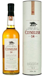Clynelish Single Malt Whiskey Whisky Diageo 750ml 750 Caja