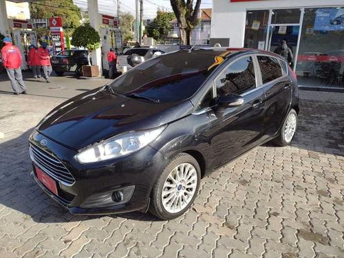 Imagem 1 de 15 de Ford Fiesta Ha 1.6l Tiab