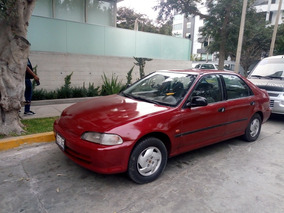 Honda Civic Glp (en Ocasión)