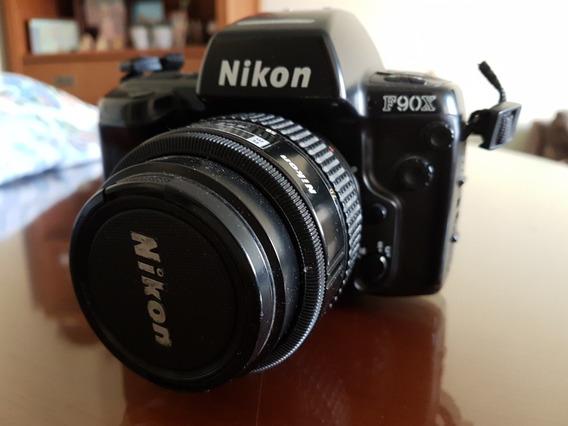 Camera Nikon Analogica F90x - Conservadissima + Lente Nikon