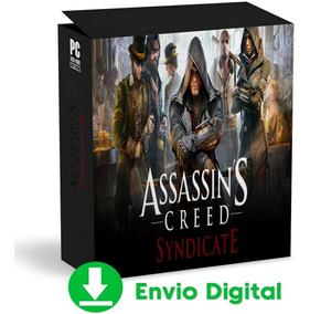 Assassins Creed Pc Syndicate Todas Dlc