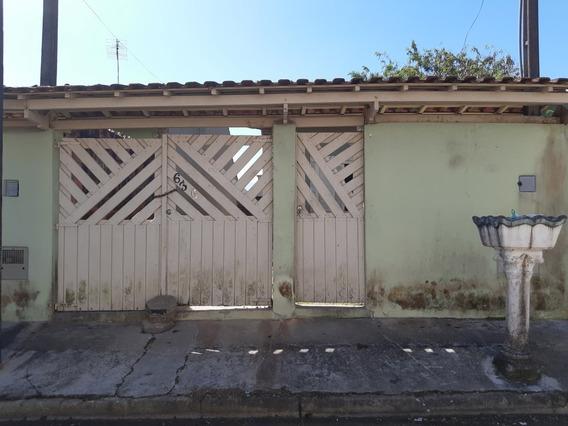 Casa Á Venda Em Mongaguá Com Ótimo Preço!! Ref. Ca0056
