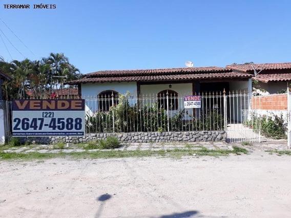 Casa Para Venda Em São Pedro Da Aldeia, Jardim Morada Da Aldeia, 4 Dormitórios, 1 Suíte, 2 Banheiros, 3 Vagas - Ci 161_2-804967