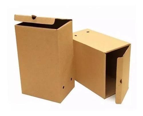 50 X Caja Para Archivo X200 Tipo Nevera Reglamentaria