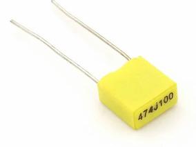 Capacitor Poliester Original 470/100v Para Modulos Sd