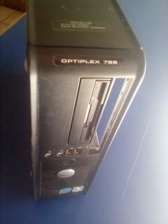Cpu Para Piezas No Enciende Optiplex 755 Dell