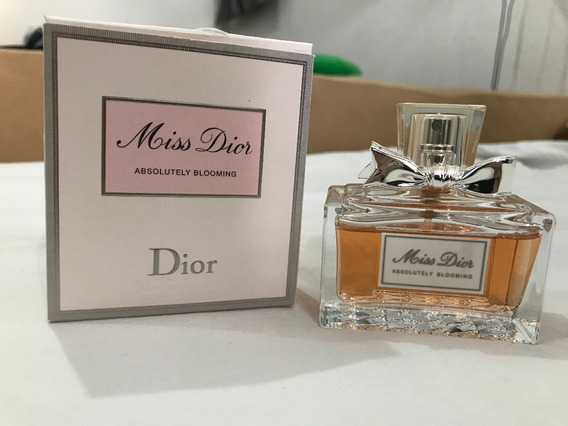 Perfume Fem.miss Dior Absolutely Blooming Eau De Parfum 50ml