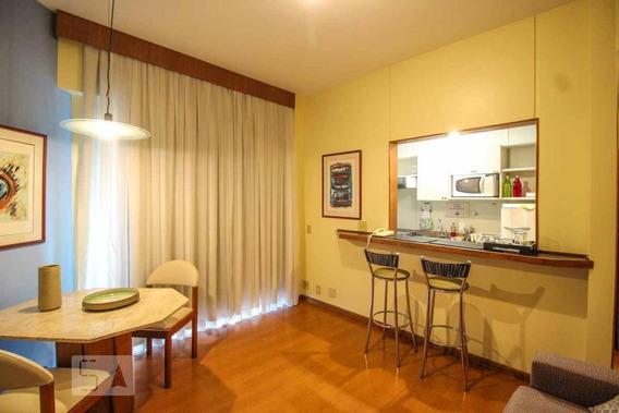 Apartamento Para Aluguel - Savassi, 1 Quarto, 55 - 893094712