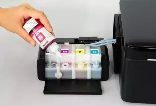 Tinta Comestible Para Impresoras Epson Fotopastel 125ml