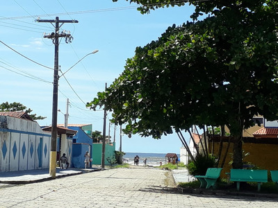 Baixou!casa Semi Acabada A 50 Metros Da Praia Em Itanhaém!!
