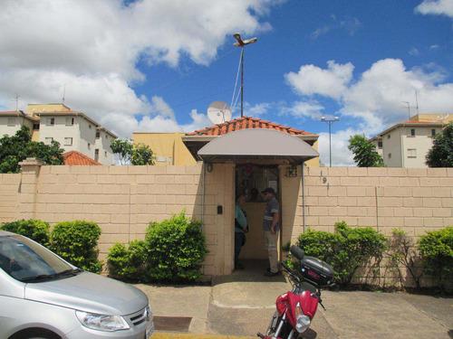 Apartamento Com 2 Dorms, Jardim Santa Isabel, Piracicaba - R$ 120 Mil, Cod: 2153 - V2153