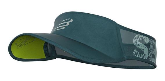 Visera Running Compressport Visor Ultralight Grey - Run24
