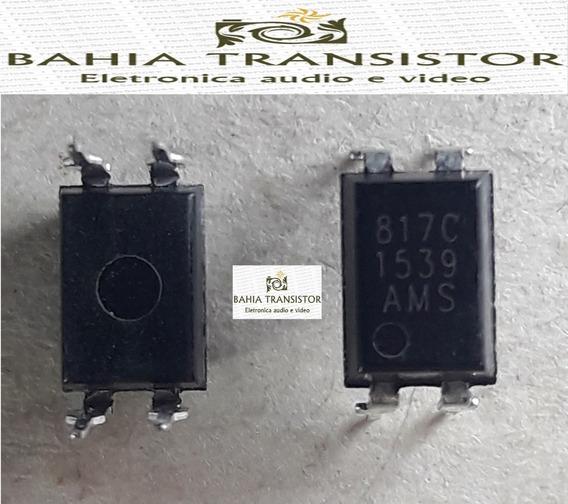 Pc817 Optoacoplador = Kit Com 10 Peças Circuito Integardo
