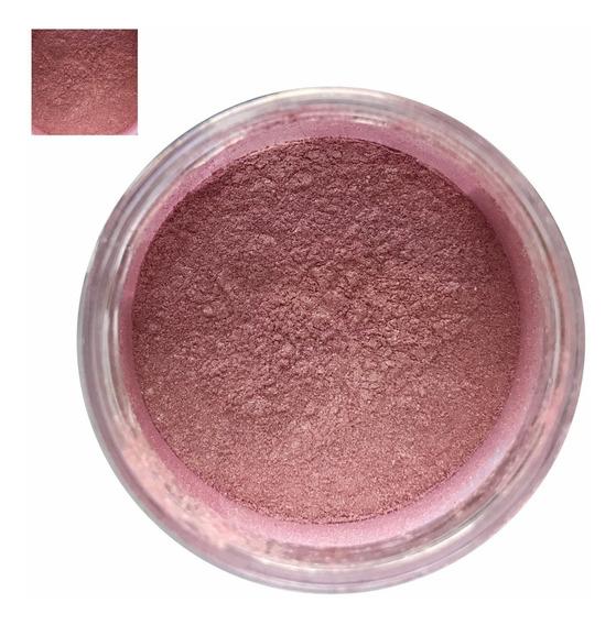 Colorante En Polvo Rose Gold Dust Comestible 10 Gramos