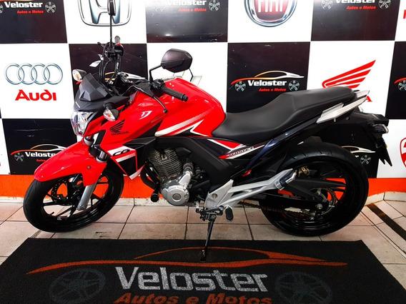Honda Cb Twister 250 | Único Dono Com 7.977km