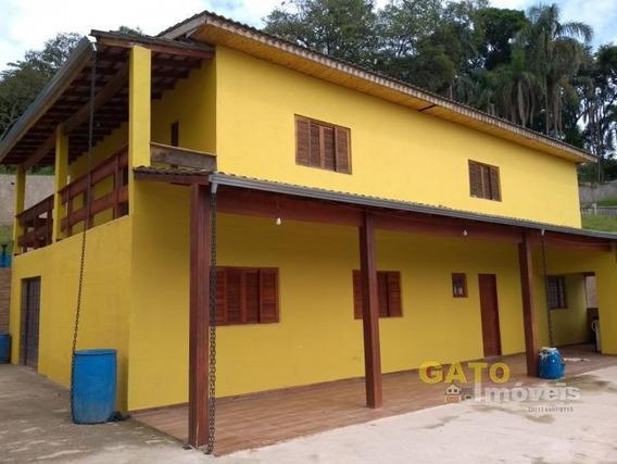 Chácara Para Venda Em Cajamar, Ponunduva, 2 Dormitórios, 2 Banheiros, 3 Vagas - 18747