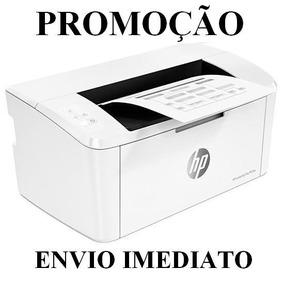 Impressora Hp Laserjet Pro M15w 110v Ou 220v