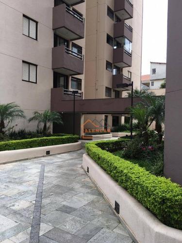Apartamento À Venda, 74 M² Por R$ 345.000,00 - Penha De França - São Paulo/sp - Ap0481