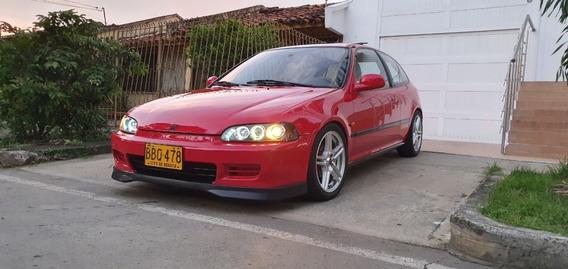 Honda Civic Civic Si Eg 1996