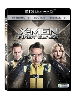 Blu-ray : X-men: First Class - X-men: First Class (with ...