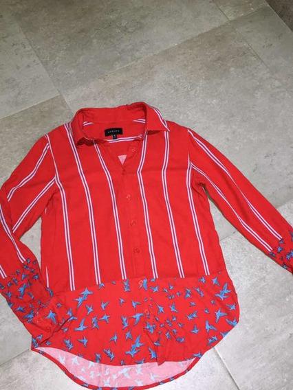 Camisa Kosiuko, No Jazmín Chebar,no Ginebra