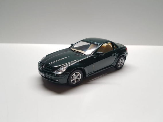 Miniatura Mercedes Slk 350 Class 2011 Metal Scala 1:32