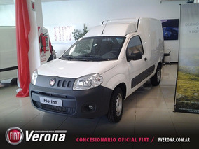 Fiat Fiorino Pack Top 1.4 2017 Blanca 0km Y Cuota