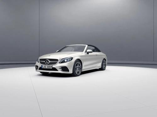 Mercedes Benz C300 Cabrio C 300 0km Concesionario Oficial-sf