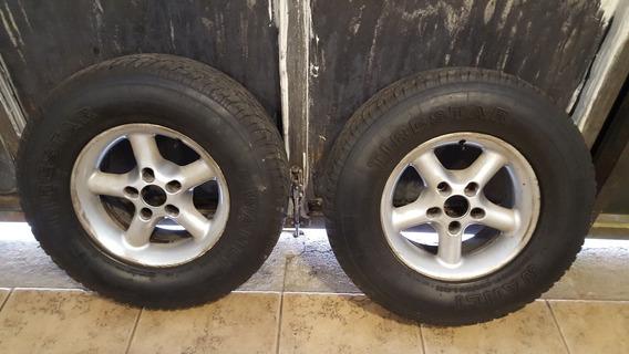 Par De Pneu Lt 235/75r15 Wanli Tirestar (pick-up)