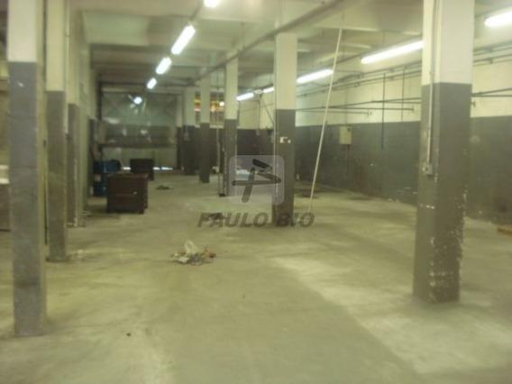 Galpao Industrial - Canhema - Ref: 1513 - V-1513