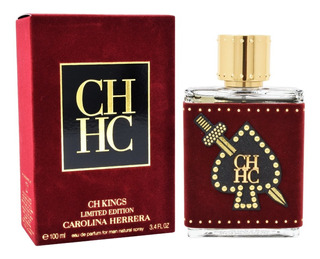 Perfume Ch Kings Edition 100ml Para Hombre