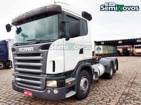 Scania G 420 6x2 (trucado)