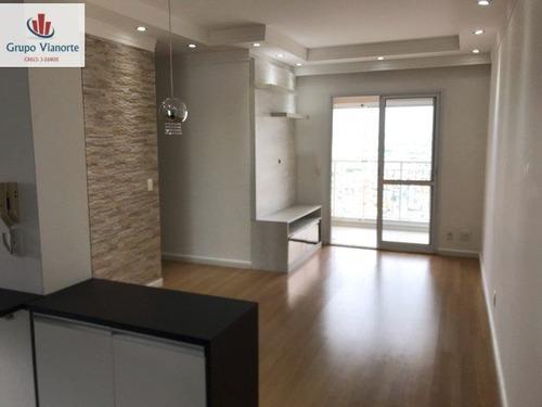 Apartamento A Venda No Bairro Vila Maria Alta Em São Paulo - L5057-1